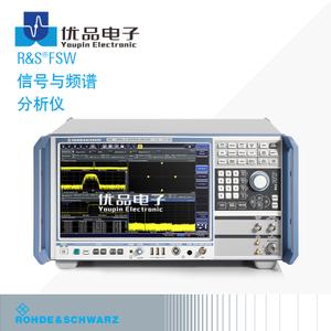 R&S罗德与施瓦茨 FSW信号与频谱分析仪 【可测5G信号】