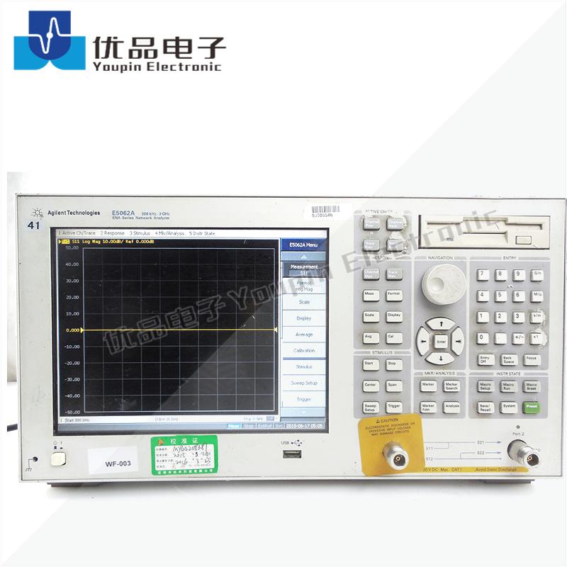Agilent安捷伦 E5062A 射频网络分析仪
