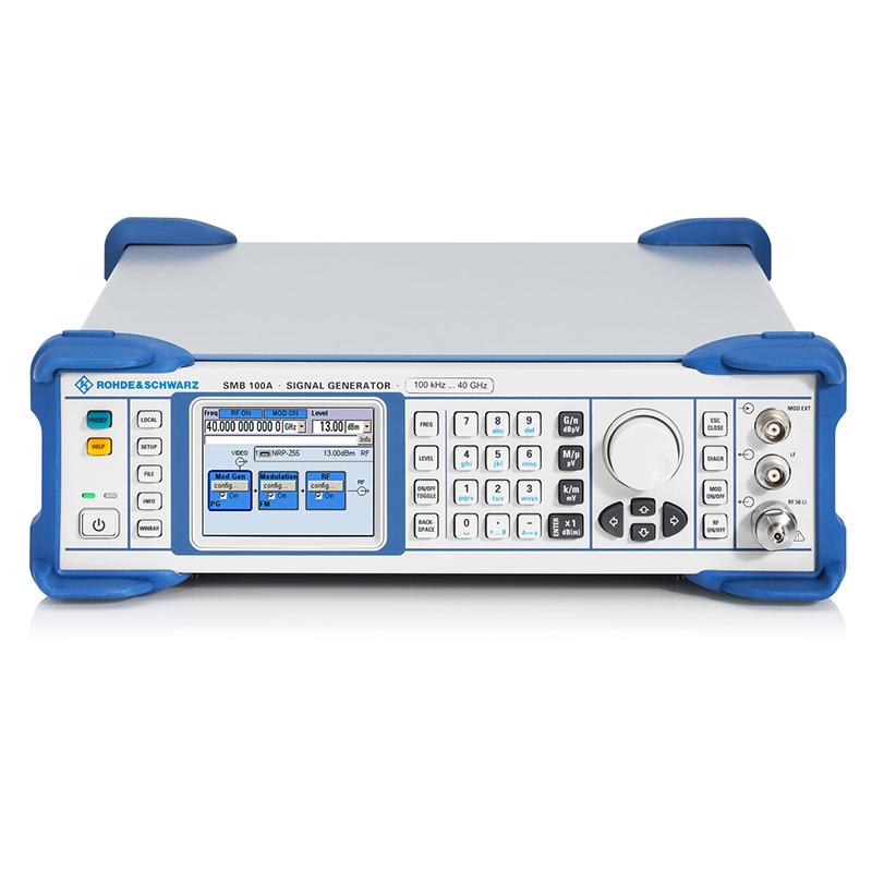 R&S罗德与施瓦茨 SMB100A射频及微波信号发生器