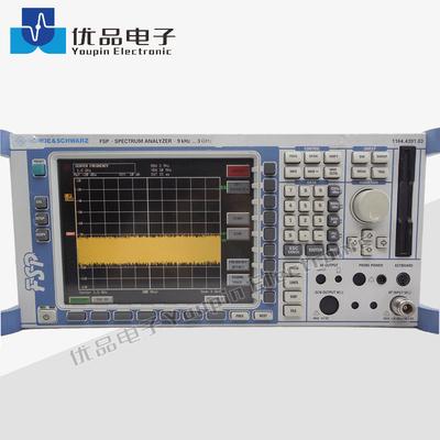 R&S罗德与施瓦茨 FSP3 频谱分析仪