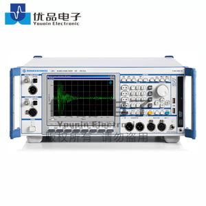 R&S?羅德與施瓦茨 UPV音頻分析儀