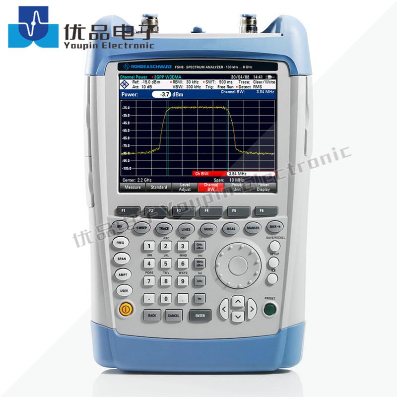 R&S?罗德与施瓦茨FSH手持式频谱分析仪