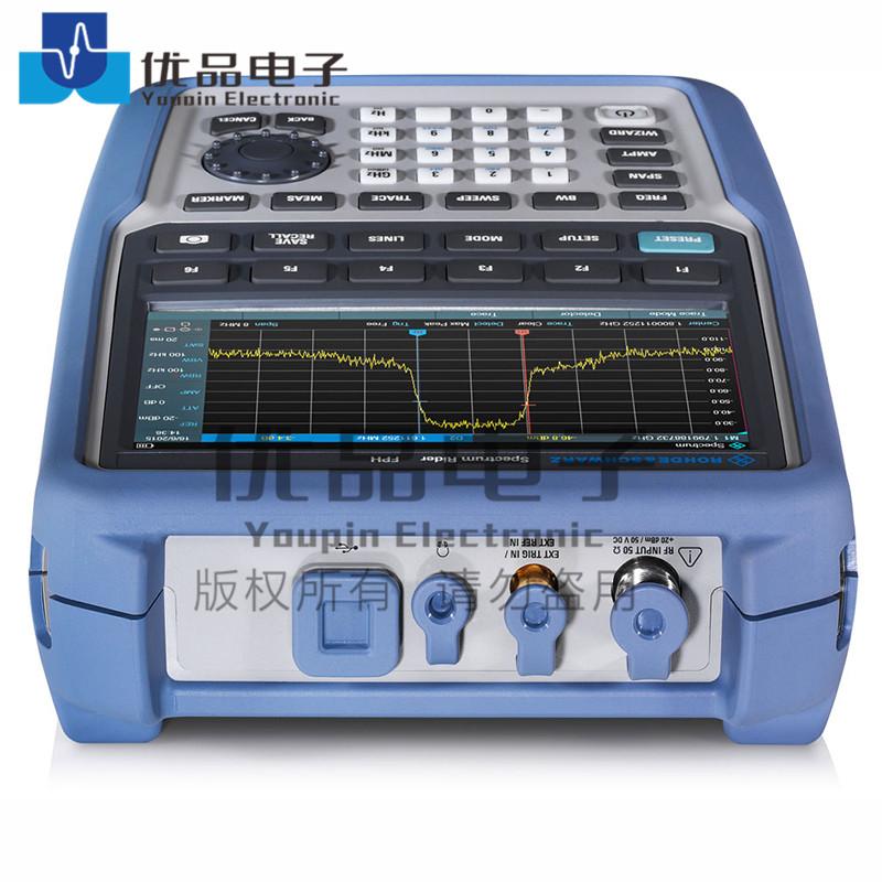 R&S?罗德与施瓦茨FPH手持式频谱分析仪