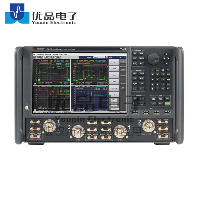 Keysight是德科技 N5242B微波网络分析仪 4端口
