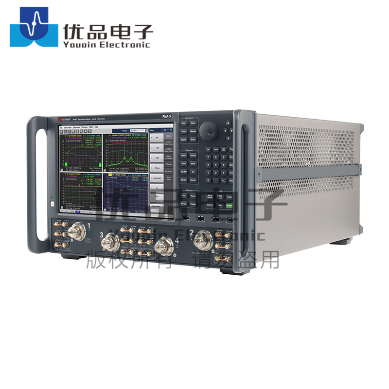Keysight N5245B PNA-X微波网络分析仪,4端口50G